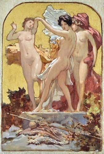 Allegoric Scene 2
