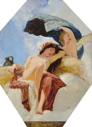 Allegory of the Summer