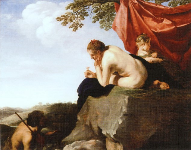 Arcadian Family 1640s with Alexander Keirincx