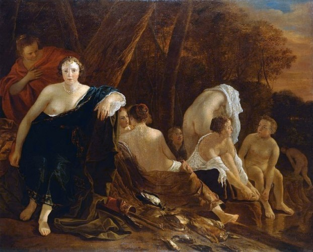Diana with her Nymphs 1665