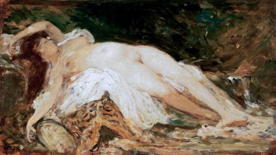Reclining Nude 1890