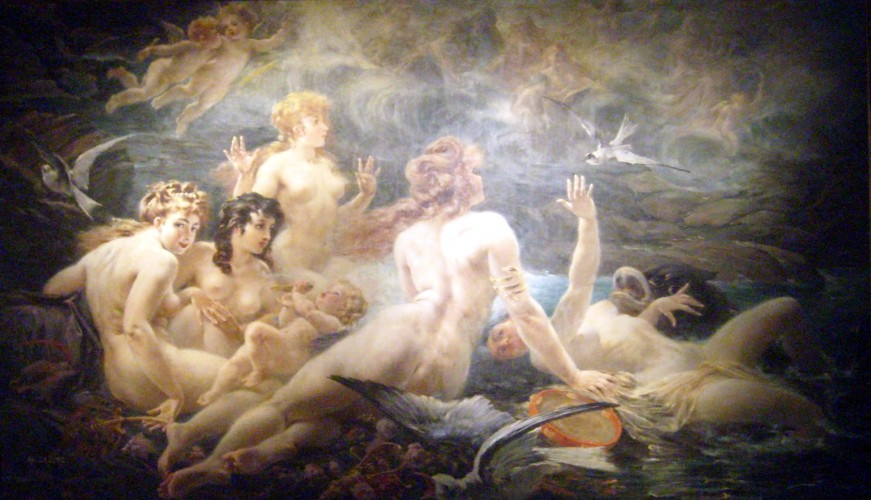 The Sirens Visited by the Muses